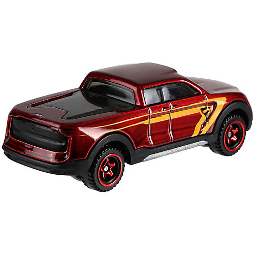 Базовая машинка Hot Wheels, 2-Tuff от Mattel