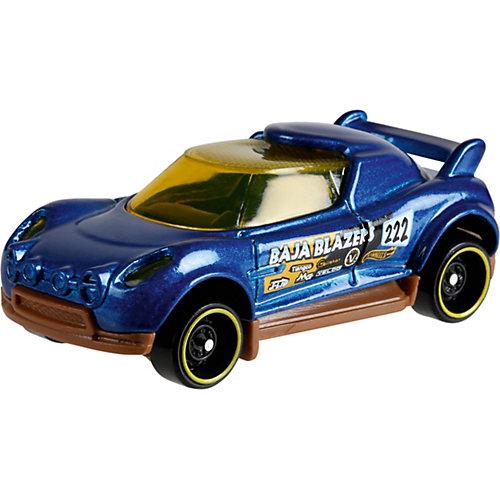 Базовая машинка Hot Wheels, Hi-Beam от Mattel