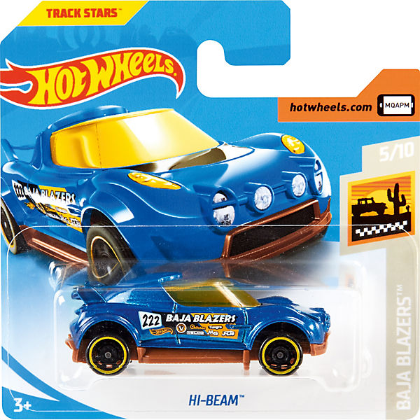 Базовая машинка Hot Wheels, Hi-Beam