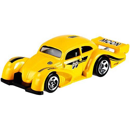 Базовая машинка Hot Wheels, Volkswagen Kafer Racer от Mattel