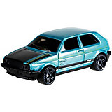 Базовая машинка Hot Wheels, Volkswagen Golf MK2