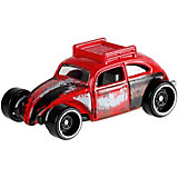 Базовая машинка Hot Wheels, Custom Volkswagen Beetle