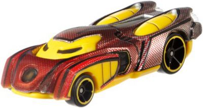 Машинка Hot Wheels Герои Marvel, Iron Man
