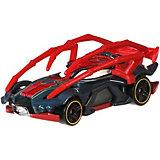 Машинка Hot Wheels Герои Marvel, Iron Spider