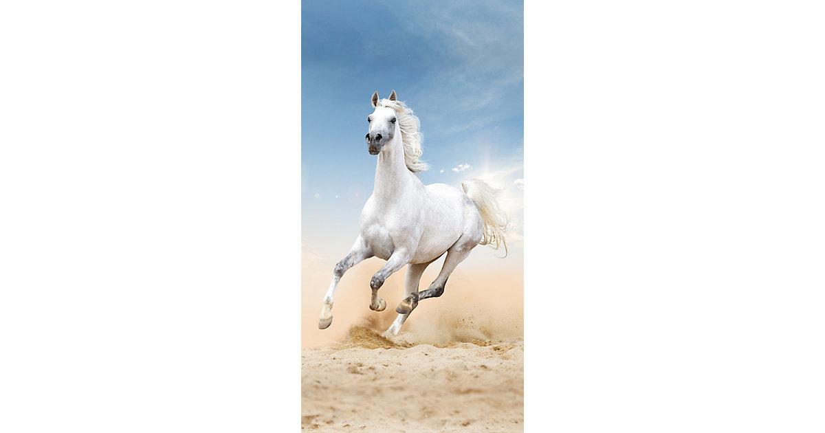 good morning BEDLINENS · Strand- / Badetuch Pferd, 75 x 150 cm