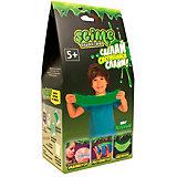 Набор Slime: Лаборатория, малый, зеленый, 100 г