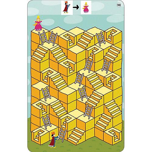 """Асборн-карточки Робинс """"100 лабиринтов от простых до сложных"""" от Робинс"""