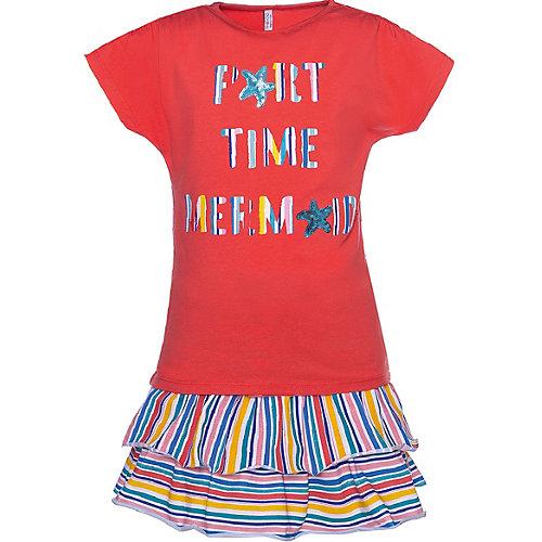 Комплект Trybeyond: футболка и юбка - разноцветный от Trybeyond