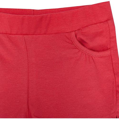Комплект Birba: топ и шорты - розовый/белый от Birba