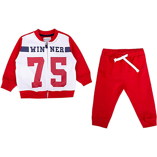 Спортивный костюм Birba - красный от Birba