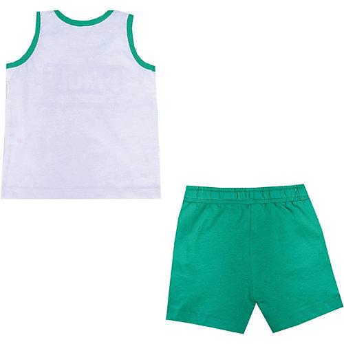 Комплект Birba: майка и шорты - grün/weiß от Birba