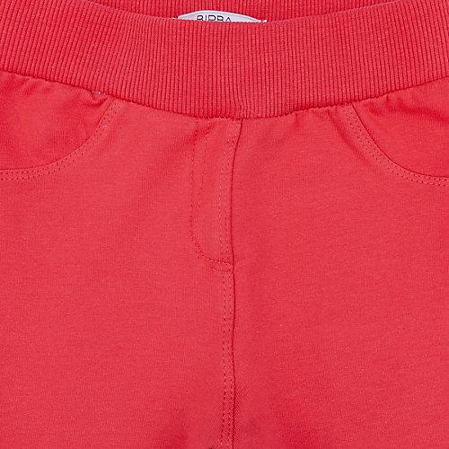 Комплект Birba: толстовка и брюки - белый/коралловый от Birba