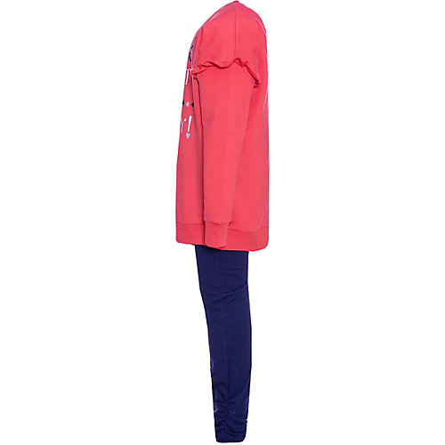 Комплект Trybeyond: толстовка и брюки - rosa/blau от Trybeyond
