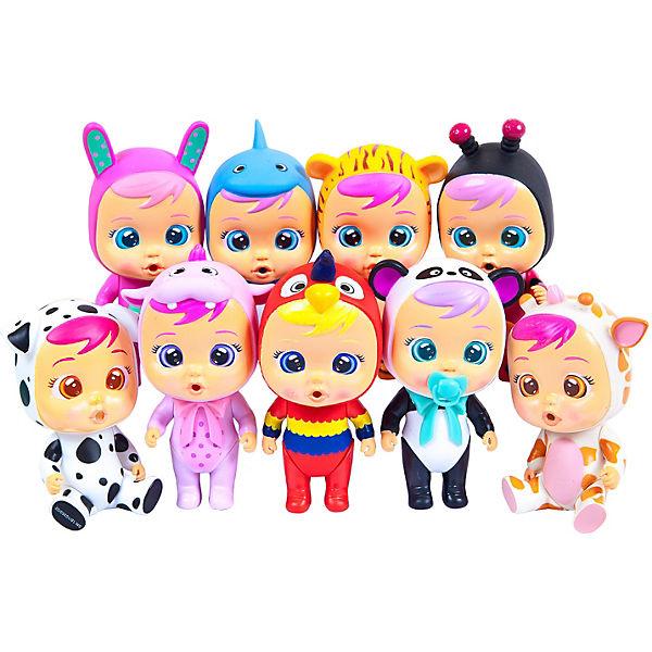 Плачущий мини-младенец IMC Toys Cry Babies