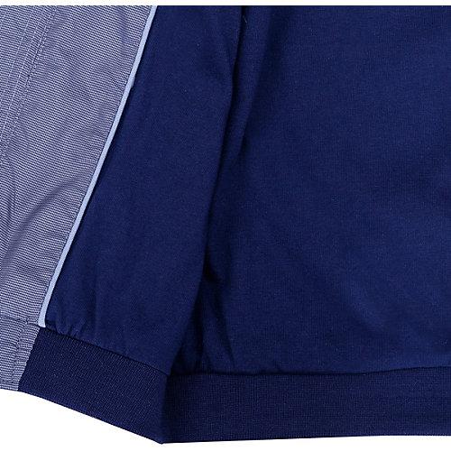 Бомбер Trybeyond - синий