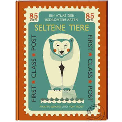 First Class Post: Seltene Tiere