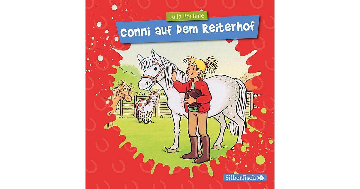 Conni auf dem Reiterhof, 1 Audio-CD Hörbuch