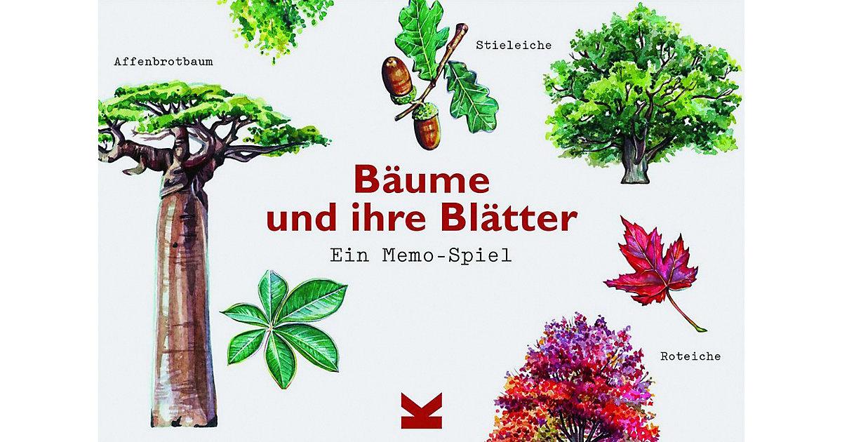 Bäume und ihre Blätter