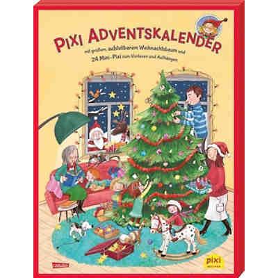 Pixi Adventskalender Mit Weihnachtsbaum 2019 Carlsen Verlag Mytoys