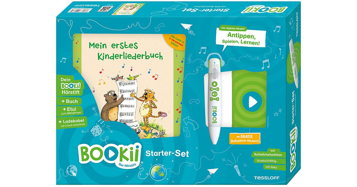 Tessloff Verlag · BOOKii® Starter-Set: Mein erstes Kinderliederbuch, mit 1 Buch, mit 1 Beilage