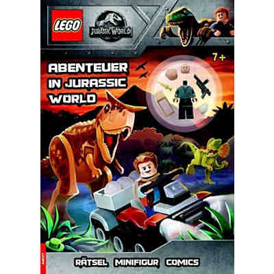 LEGO Jurassic World: Abenteuer in Jurassic World