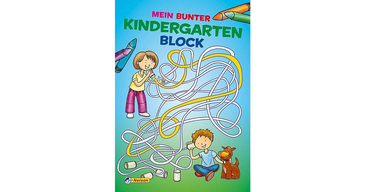 Buch - Mein bunter Kindergartenblock