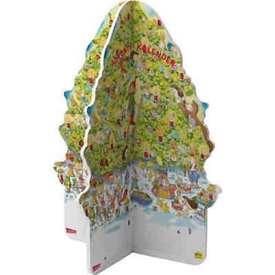 Pixi Adventskalender In Weihnachtsbaumform 2019 Carlsen Verlag Mytoys