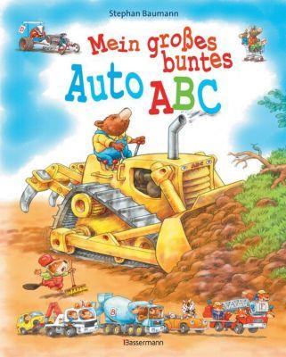 Buch - Mein großes buntes Auto-ABC