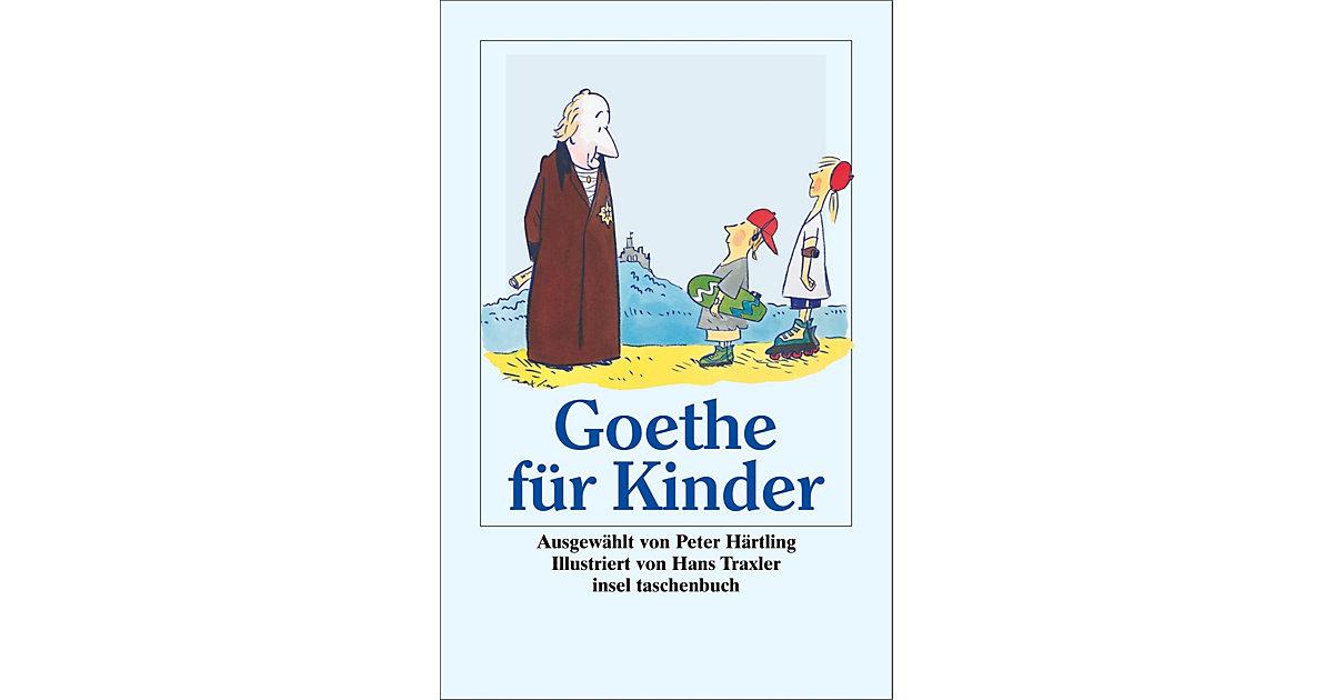 Goethe Kinder - ´Ich bin so guter Dinge´ Kinder