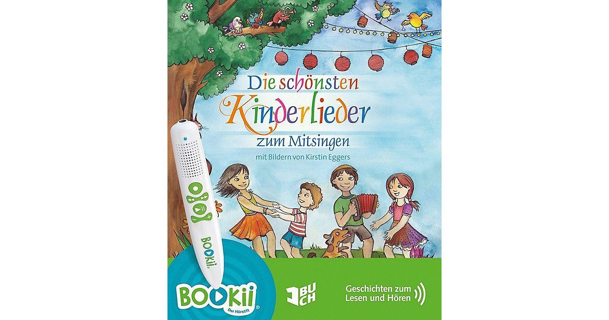 Tessloff Verlag · BOOKii: Die schönsten Kinderlieder zum Mitsingen