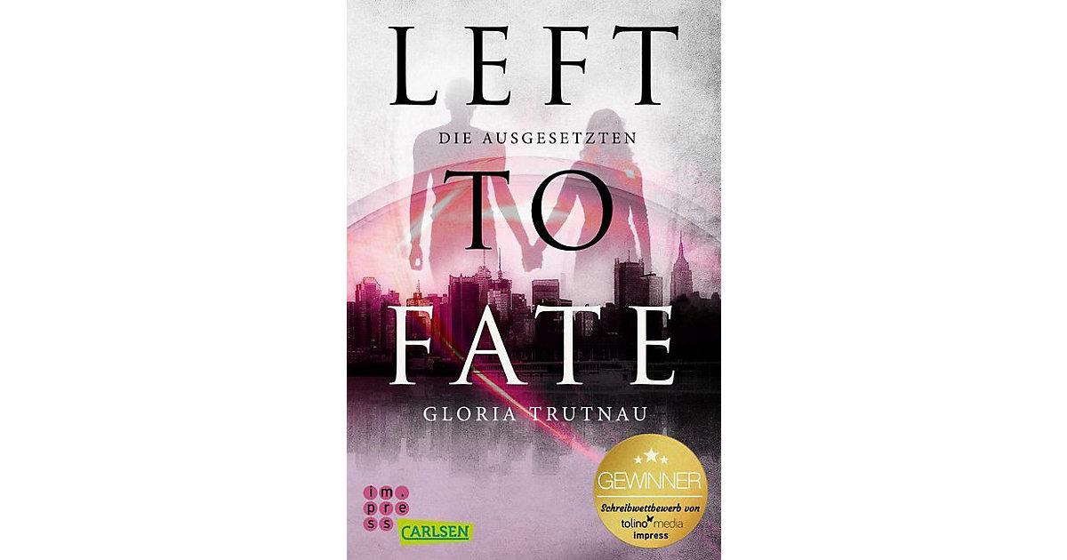 Buch - Left to Fate: Die Ausgesetzten