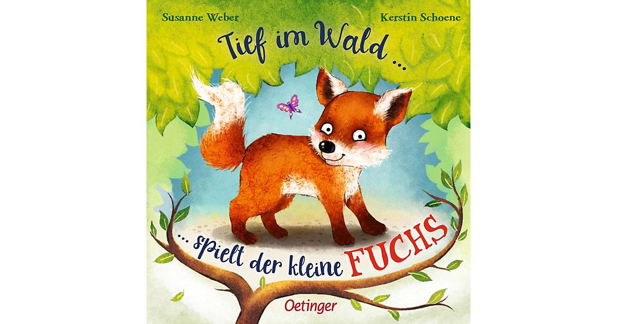 Tief im Wald... spielt der kleine Fuchs