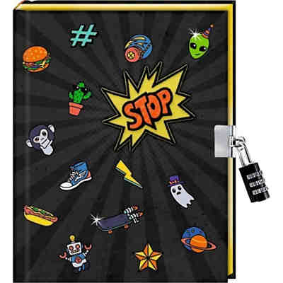 Tagebuch: Funny Patches: STOP