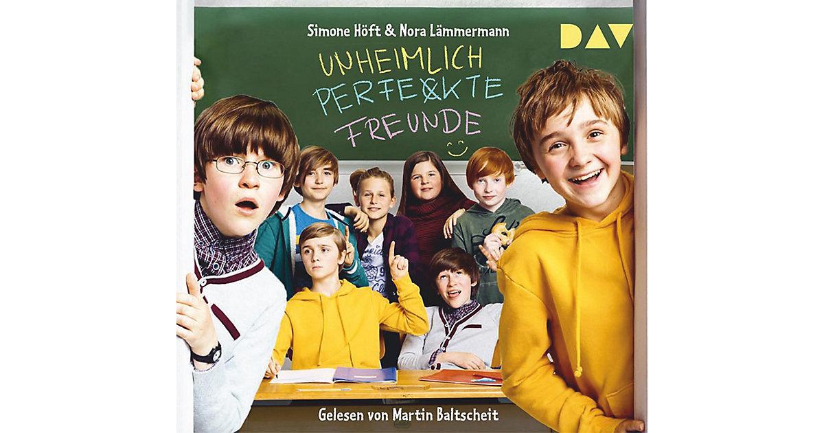 Unheimlich perfekte Freunde, 3 Audio-CDs Hörbuch
