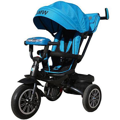 Трехколесный велосипед Next BMW 12х10, голубой от Next