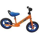 Беговел Next Hot Wheels 12, оранжевый