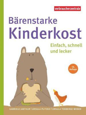 Buch - Bärenstarke Kinderkost