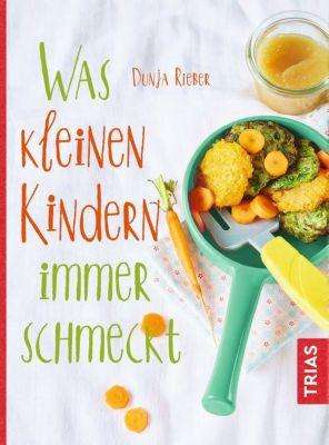 Buch - Was kleinen Kindern immer schmeckt