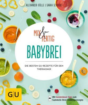 Buch - Mix & Fertig Babybrei