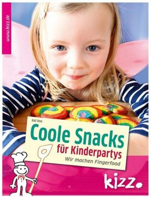 Buch - Coole Snacks Kinderpartys  Kinder