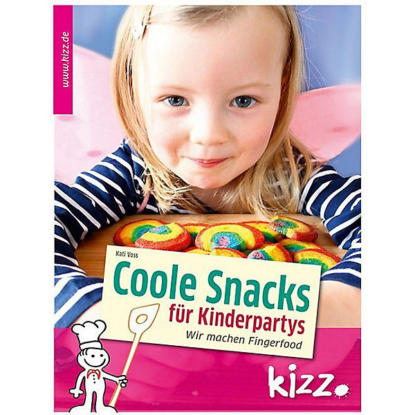 Coole Snacks für Kinderpartys