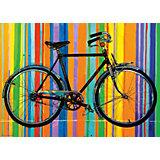 "Пазл Heye Deluxe Bike Art ""Велосипедисты"", 1000 деталей"