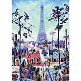"""Пазл Heye Loup Classics """"Эйфелева башня"""", 1000 деталей"""