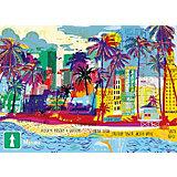 "Пазл Heye ""Я люблю Майами"", 1000 деталей"