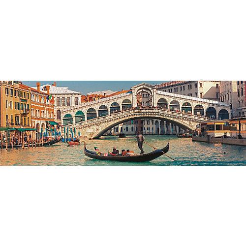 "Пазл Heye ""Мост Риальто, Венеция"", 1000 деталей, панорама от HEYE"