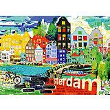 """Пазл Heye McCall """"Я люблю Амстердам"""", 1000 деталей"""