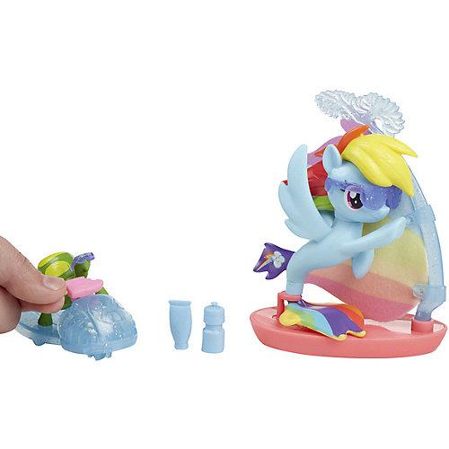 """Игровой набор My little Pony """"Мерцание"""", Рэйнбоу Дэш от Hasbro"""