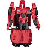 """Трансформеры Transformers """"Роботы под прикрытием. Уан-Стэп"""", Сайдсвайп"""