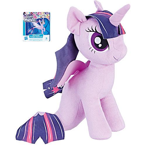 """Мягкая игрушка My little Pony """"Подводные пони"""", Искорка от Hasbro"""