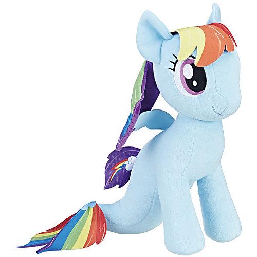 """Мягкая игрушка My little Pony """"Подводные пони"""", Рэйнбоу Дэш от Hasbro"""
